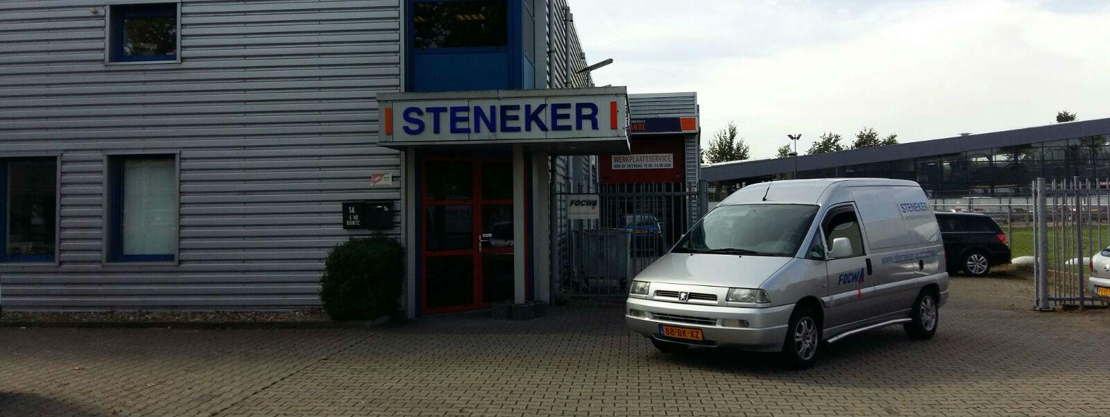 Steneker locatie pand bedrijf